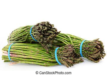 Mexican Asparagus - Small bundles of Mexican Asparagus over...