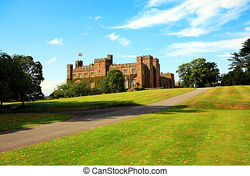 Scone Palace in Scotland