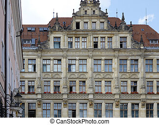 historic building in Dresden