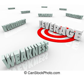 Leverage Targeted Edge Strength in Bargaining Negotiation -...