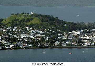 Devonport Auckland New Zealand NZ - DEVONPORT, NZ - OCT 08:...