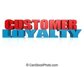 cliente, lealdade