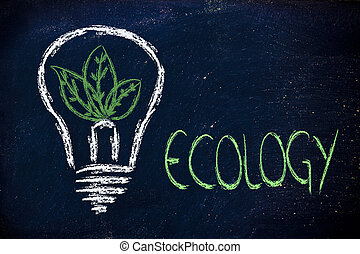 ecology ideas & reneawable energy