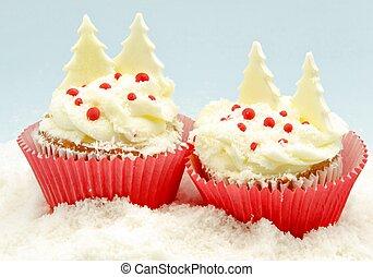 Cupcakes - Christmas Cupcakes