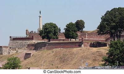Belgrade, fortress