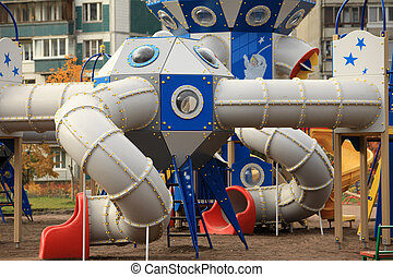 playground spaceport - The gaming spaceport in the...