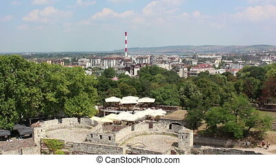 Belgrade, city - Belgrade, view of the city, the chimney