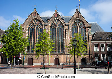 Kloosterkerk in The Hague - Kloosterkerk (Cloister Church)...
