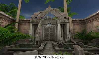 Asian garden - image of Asian garden