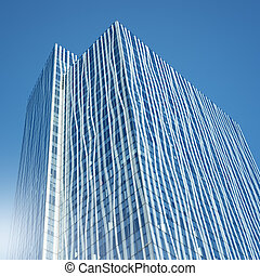 Office Building in Makati, Manila - Philippines - Office...