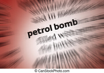 Petrol Bomb - Molotov cocktail - The Petrol Bomb or Molotov...