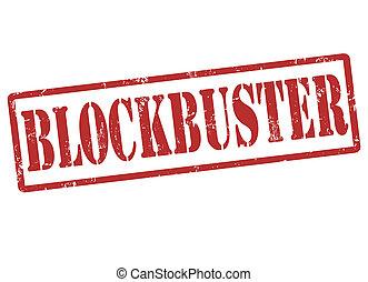 Blockbuster Clip Art