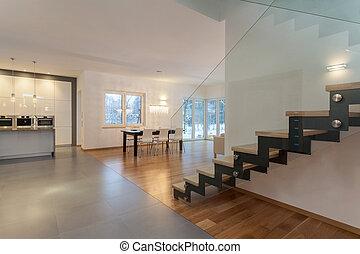 Designers interior - Spacious interior - Designers interior...