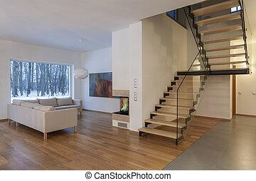 Designers interior - living room - Designers interior -...