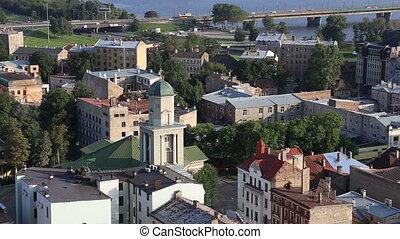 Riga Latvia capital city