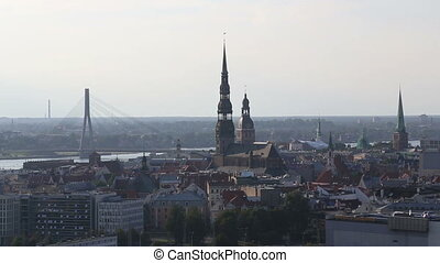 Riga Latvia capital city