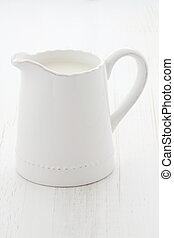 Delicious milk jar - Delicious, nutritious and fresh milk...