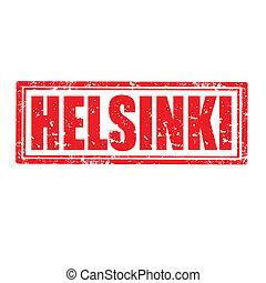 Helsinki-stamp