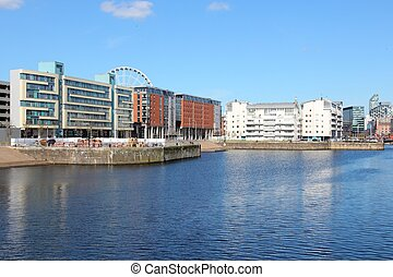 Liverpool - city in Merseyside county of North West England...
