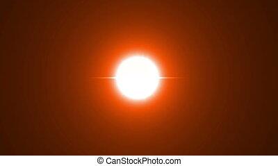 Big Bang orange