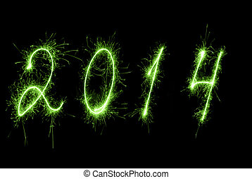 Happy New Year- 2014.