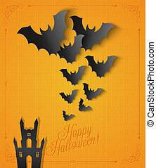 holiday - frame happy halloween