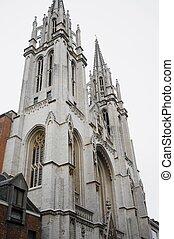 A church in Antwerp.