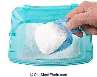 Detergent - laundry detergent powder for washing machine