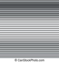 Seamless Background Pattern Metal Stripe Gray - Vector -...