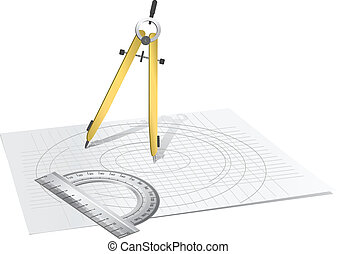 Drawing Compass