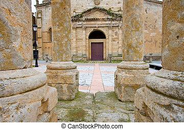 Cathedral of Ciudad Rodrigo, Salamanca (Spain)