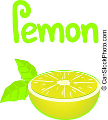Flavour lemon - Creative design of flavour lemon
