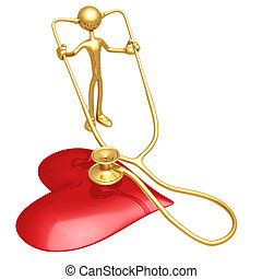 Heart Health Stethoscope