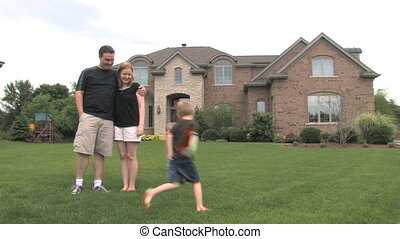 Family and Luxury Home 1