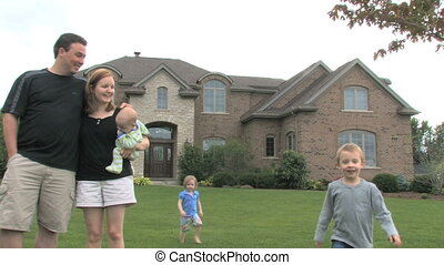 Family and Luxury Home 2