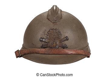 M15, Adrian, casco