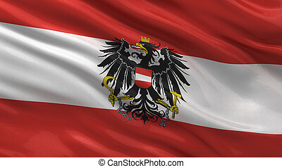 Flag of Austria