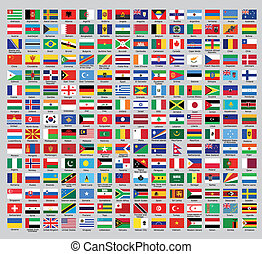 Official country flags - An update of the flags of the...