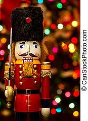Christmas Solider Nutcracker - Soldier nutcracker statue...