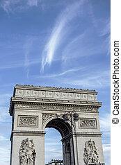 Arc de Triomphe,Paris