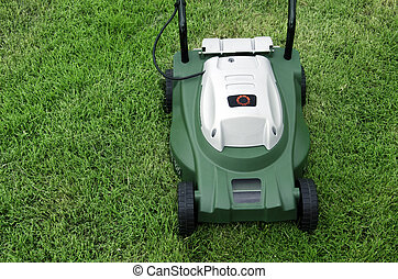 Mowers - Mowers in the green field