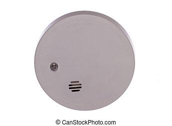 Smoke alarm isolated