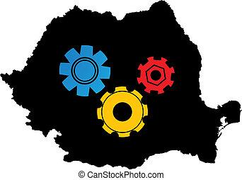 Working Romania icon