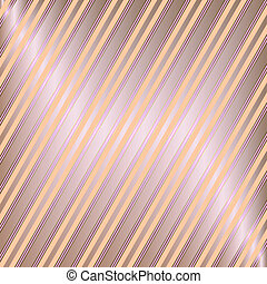 Diagonal coffee and pink striped background