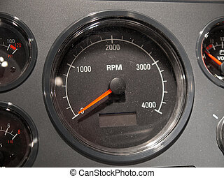 RPM Need for fast speed - RPM meter of a boat - Need for...