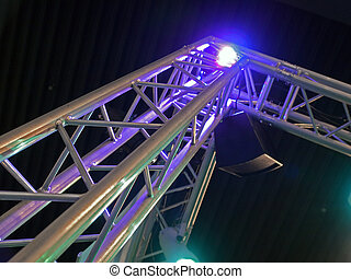 Theatrical Concert Stage Lights - Details of Theatrical...