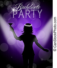 night out with women - Bachelorette party