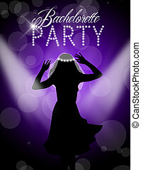 Bachelorette party - night out with women