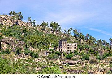 Serra, da, Estrela, villa