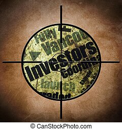 ターゲット, 投資家